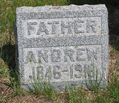 WALIN, ANDREW - Union County, South Dakota | ANDREW WALIN - South Dakota Gravestone Photos