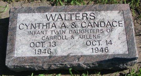 WALTERS, CANDACE - Union County, South Dakota | CANDACE WALTERS - South Dakota Gravestone Photos