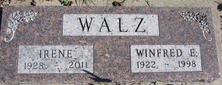 WALZ, IRENE - Union County, South Dakota | IRENE WALZ - South Dakota Gravestone Photos