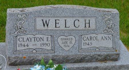 WELCH, CAROL ANN - Union County, South Dakota | CAROL ANN WELCH - South Dakota Gravestone Photos