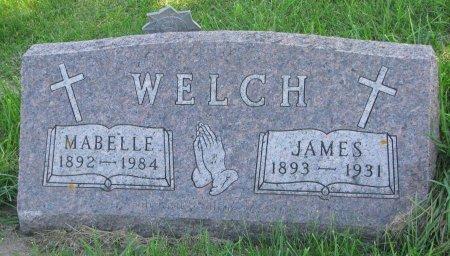WELCH, MABELLE - Union County, South Dakota | MABELLE WELCH - South Dakota Gravestone Photos