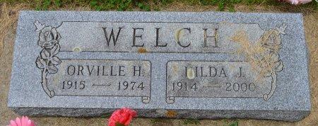 WELCH, ORVILLE H. - Union County, South Dakota | ORVILLE H. WELCH - South Dakota Gravestone Photos
