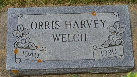 WELCH, ORRIS HARVEY - Union County, South Dakota   ORRIS HARVEY WELCH - South Dakota Gravestone Photos