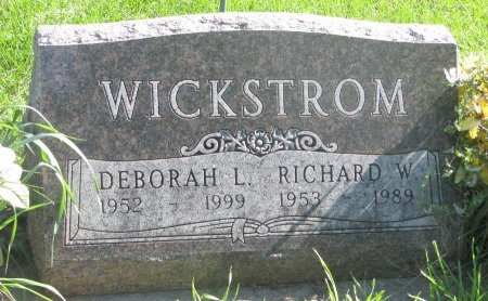 WICKSTROM, RICHARD W. - Union County, South Dakota | RICHARD W. WICKSTROM - South Dakota Gravestone Photos