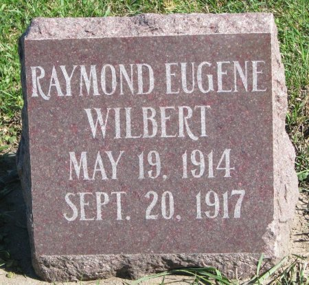 WILBERT, RAYMOND EUGENE - Union County, South Dakota | RAYMOND EUGENE WILBERT - South Dakota Gravestone Photos