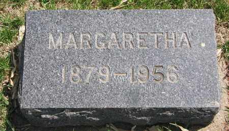 WILKENS, MARGARETHA - Union County, South Dakota | MARGARETHA WILKENS - South Dakota Gravestone Photos