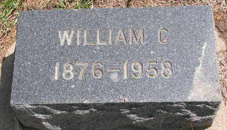 WILKENS, WILLIAM C. - Union County, South Dakota | WILLIAM C. WILKENS - South Dakota Gravestone Photos