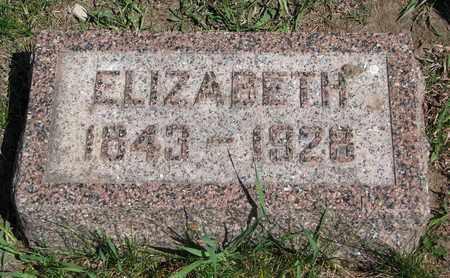 WILLERTON, ELIZABETH - Union County, South Dakota | ELIZABETH WILLERTON - South Dakota Gravestone Photos