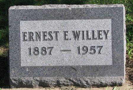 WILLEY, ERNEST E. - Union County, South Dakota | ERNEST E. WILLEY - South Dakota Gravestone Photos