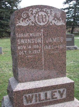 WILLEY, JAMES - Union County, South Dakota | JAMES WILLEY - South Dakota Gravestone Photos