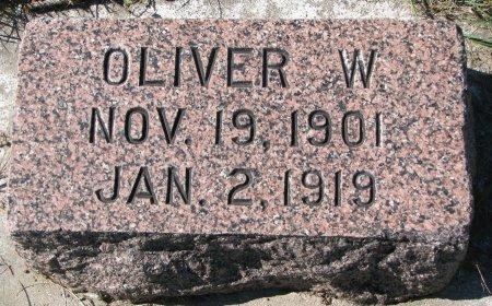 WILLIS, OLIVER W. - Union County, South Dakota   OLIVER W. WILLIS - South Dakota Gravestone Photos