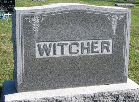 WITCHER, *FAMILY MONUMENT - Union County, South Dakota   *FAMILY MONUMENT WITCHER - South Dakota Gravestone Photos