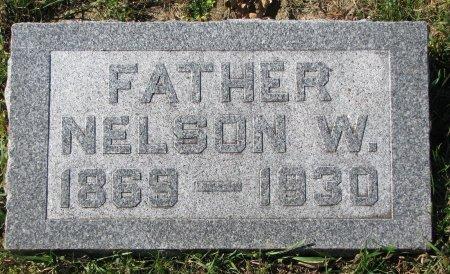 WITCHER, NELSON W. - Union County, South Dakota | NELSON W. WITCHER - South Dakota Gravestone Photos