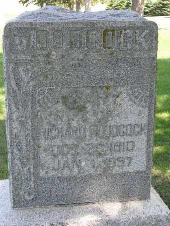 WOODCOCK, MARY - Union County, South Dakota | MARY WOODCOCK - South Dakota Gravestone Photos