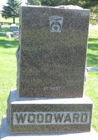 WOODWARD, *FAMILY MONUMENT - Union County, South Dakota   *FAMILY MONUMENT WOODWARD - South Dakota Gravestone Photos