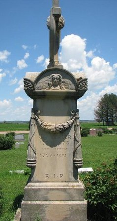 YERTER, MRS. JOSEPH - Union County, South Dakota | MRS. JOSEPH YERTER - South Dakota Gravestone Photos