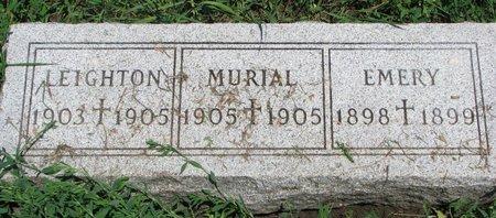 YERTER, MURIAL - Union County, South Dakota   MURIAL YERTER - South Dakota Gravestone Photos