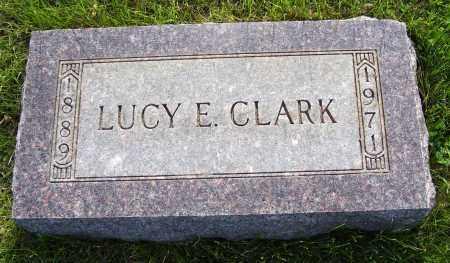 KINGSBURY CLARK, LUCY EMMELINE - Walworth County, South Dakota | LUCY EMMELINE KINGSBURY CLARK - South Dakota Gravestone Photos
