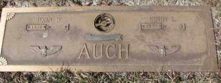 AUCH, CINDY L. - Yankton County, South Dakota | CINDY L. AUCH - South Dakota Gravestone Photos