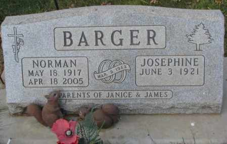 BARGER, JOSEPHINE - Yankton County, South Dakota | JOSEPHINE BARGER - South Dakota Gravestone Photos