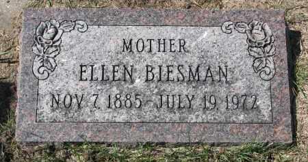 BIESMAN, ELLEN - Yankton County, South Dakota   ELLEN BIESMAN - South Dakota Gravestone Photos