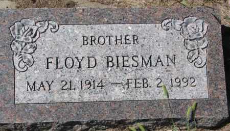 BIESMAN, FLOYD - Yankton County, South Dakota   FLOYD BIESMAN - South Dakota Gravestone Photos