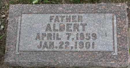 BOE, ALBERT - Yankton County, South Dakota | ALBERT BOE - South Dakota Gravestone Photos