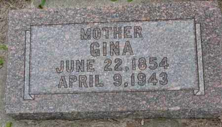 BOE, GINA - Yankton County, South Dakota | GINA BOE - South Dakota Gravestone Photos