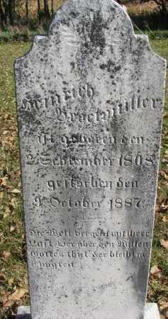 BROCKMUELLER, HEINRICH - Yankton County, South Dakota   HEINRICH BROCKMUELLER - South Dakota Gravestone Photos