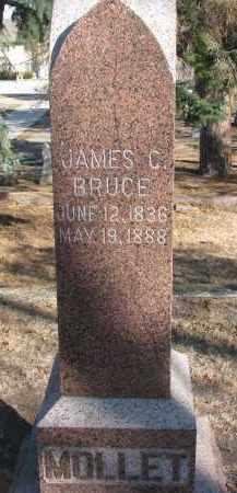 BRUCE, JAMES C. - Yankton County, South Dakota | JAMES C. BRUCE - South Dakota Gravestone Photos
