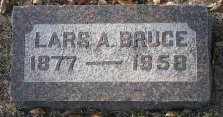 BRUCE, LARS A. - Yankton County, South Dakota | LARS A. BRUCE - South Dakota Gravestone Photos