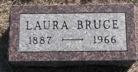 BRUCE, LAURA - Yankton County, South Dakota | LAURA BRUCE - South Dakota Gravestone Photos