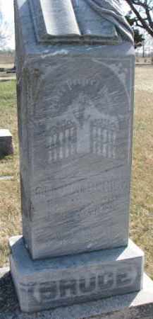 BRUCE, OLE FREDERICK - Yankton County, South Dakota | OLE FREDERICK BRUCE - South Dakota Gravestone Photos