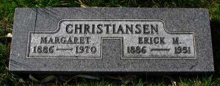 CHRISTIANSEN, MARGARET - Yankton County, South Dakota   MARGARET CHRISTIANSEN - South Dakota Gravestone Photos