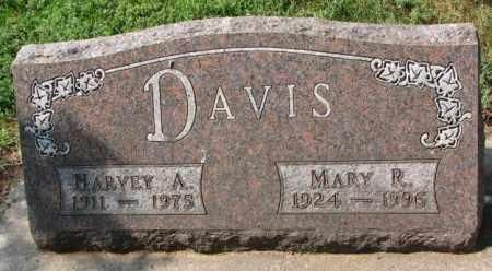 DAVIS, MARY A. - Yankton County, South Dakota | MARY A. DAVIS - South Dakota Gravestone Photos