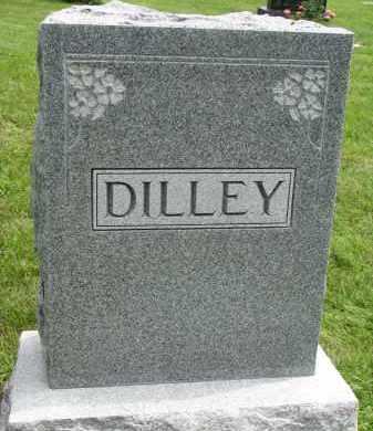 DILLEY, FAMILY STONE - Yankton County, South Dakota   FAMILY STONE DILLEY - South Dakota Gravestone Photos