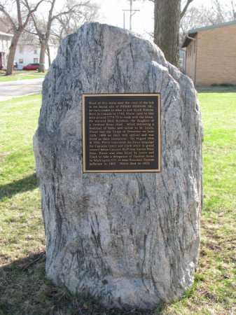 *DORION PIERRE, NOTES, GPS - Yankton County, South Dakota   NOTES, GPS *DORION PIERRE - South Dakota Gravestone Photos