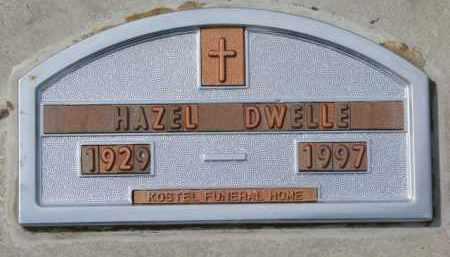 DWELLE, HAZEL - Yankton County, South Dakota   HAZEL DWELLE - South Dakota Gravestone Photos