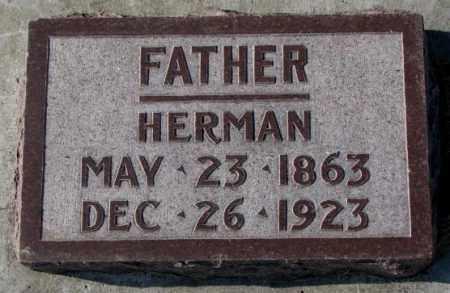 FROHREICH, HERMAN - Yankton County, South Dakota | HERMAN FROHREICH - South Dakota Gravestone Photos