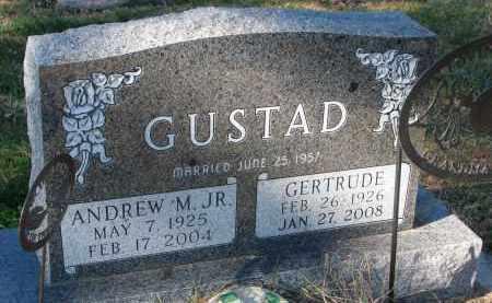 GUSTAD, ANDREW M. JR. - Yankton County, South Dakota | ANDREW M. JR. GUSTAD - South Dakota Gravestone Photos
