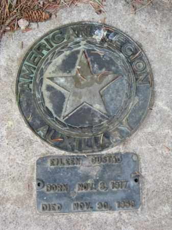GUSTAD, EILEEN - Yankton County, South Dakota | EILEEN GUSTAD - South Dakota Gravestone Photos