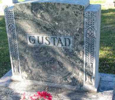 GUSTAD, FAMILY STONE - Yankton County, South Dakota | FAMILY STONE GUSTAD - South Dakota Gravestone Photos