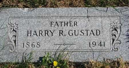 GUSTAD, HARRY R. - Yankton County, South Dakota | HARRY R. GUSTAD - South Dakota Gravestone Photos