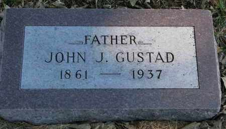 GUSTAD, JOHN J. - Yankton County, South Dakota | JOHN J. GUSTAD - South Dakota Gravestone Photos