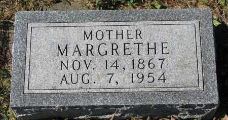GUSTAD, MARGRETHE - Yankton County, South Dakota | MARGRETHE GUSTAD - South Dakota Gravestone Photos
