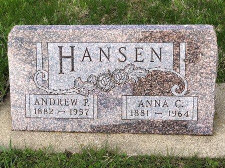 HANSEN, ANNA C - Yankton County, South Dakota | ANNA C HANSEN - South Dakota Gravestone Photos