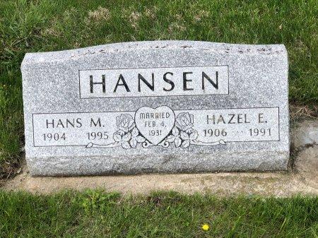 HANSEN, HAZEL E - Yankton County, South Dakota | HAZEL E HANSEN - South Dakota Gravestone Photos