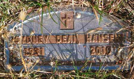 HANSEN, SYDNEY DEAN - Yankton County, South Dakota | SYDNEY DEAN HANSEN - South Dakota Gravestone Photos