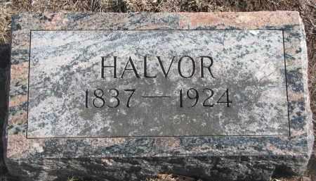 HANSEN, HALVOR - Yankton County, South Dakota | HALVOR HANSEN - South Dakota Gravestone Photos