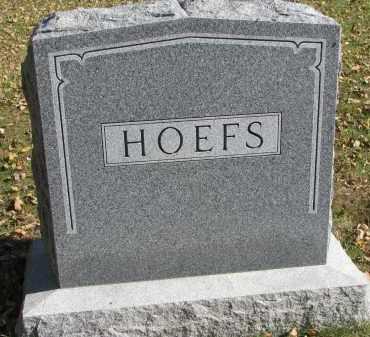 HOEFS, FAMILY STONE - Yankton County, South Dakota | FAMILY STONE HOEFS - South Dakota Gravestone Photos